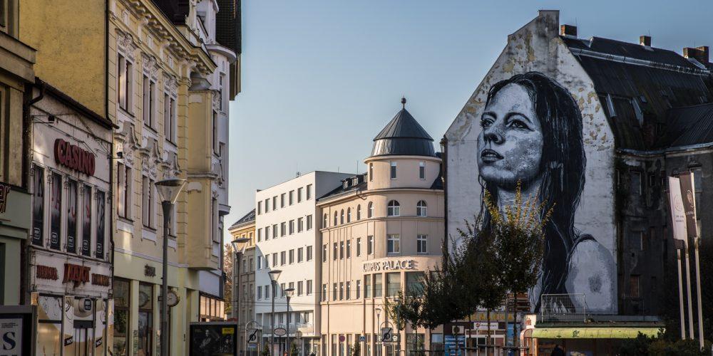 I vy se můžete podílet na estetizaci ostravského veřejného prostoru