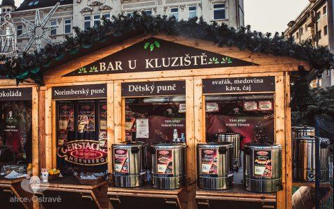 Bar u kluziště
