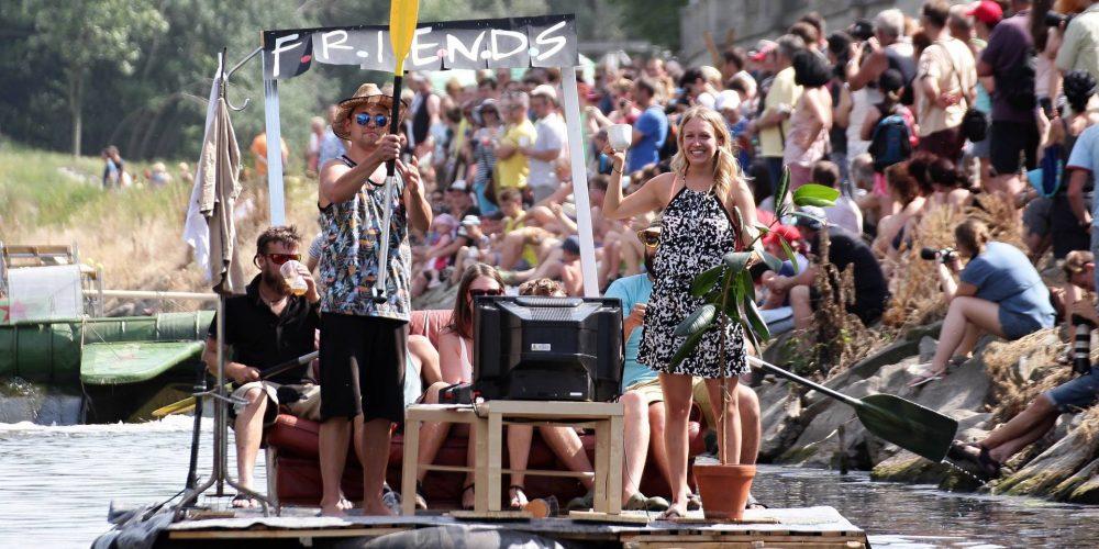 Zítra již potřetí ožijí břehy řeky Ostravice rozmarnými slavnostmi