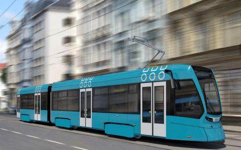 nOVA tramvaj