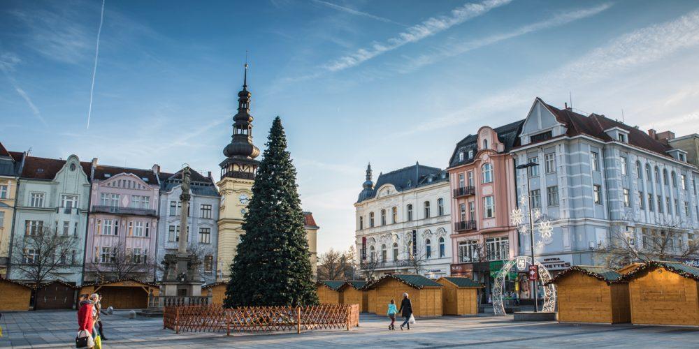 V sobotu začínají vánoční trhy v centru Ostravy