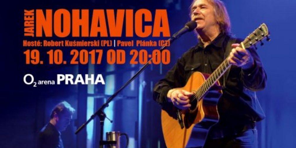 """Jarek Nohavica rozdělil O2 arénu na dva tábory. Jendi křičeli """"Hanba!"""", druzí zase """"Sláva!""""."""