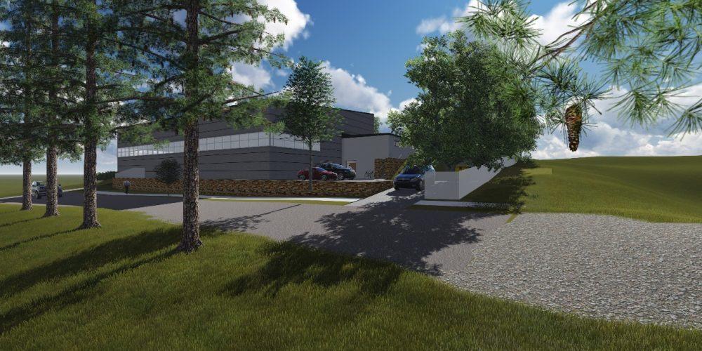 Ve Svinově postaví novou sportovní halu