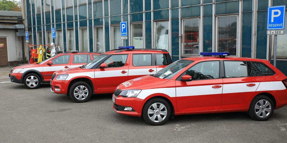 Dnes můžete v rámci Dne požární bezpečnosti navštívit hasičské stanice