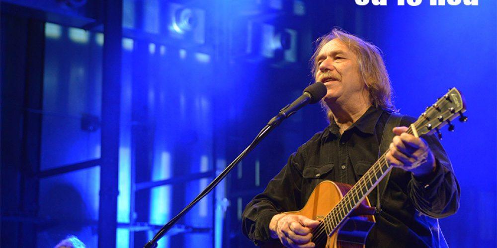 Jarek Nohavica si přichystal 4 předvánoční koncerty v Gongu