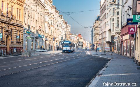 Rekonstrukce Nádražní ulice