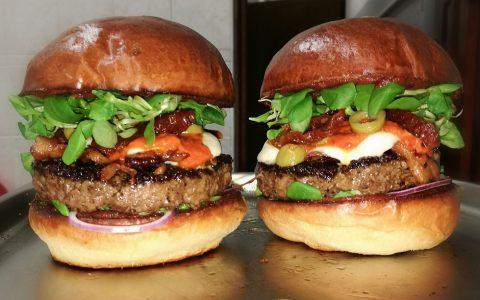 Burger Mediteran