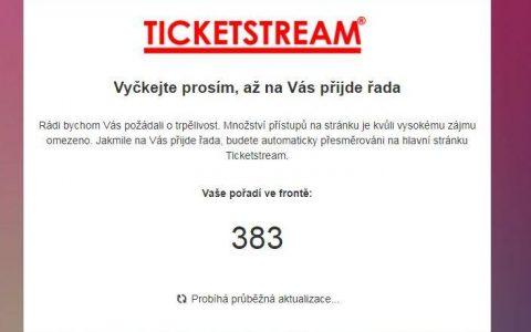 Ticketstream - 1. vlna B4L