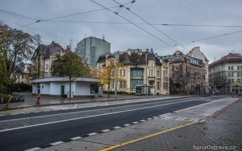 Českobratrská po rekonstrukci