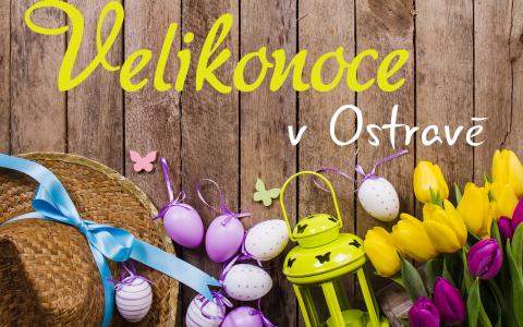 Velikonoční trhy v Ostravě