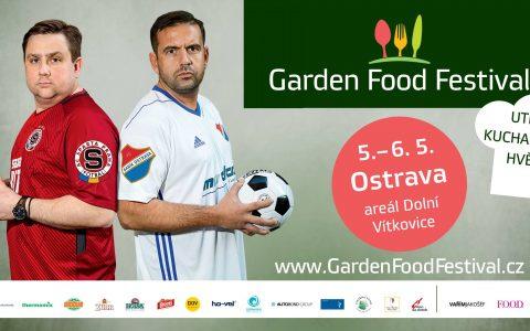 Garden Food Festival míří znovu do Ostravy, letos nabídne souboj Baníku se Spartou