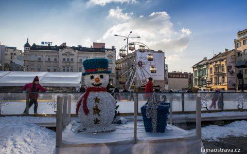Zítra budou slavnostně zahájeny Ostravské Vánoce [fotogalerie]