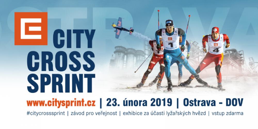 ČEZ City Cross Sprint již posedmé v Ostravě