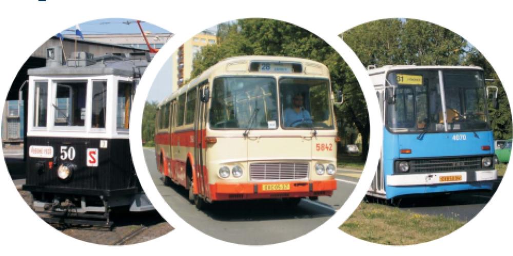 V sobotu se můžete v Ostravě projet historickými tramvajemi a autobusy