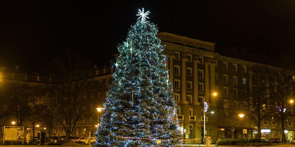 Porubský jarmark zahájí rozsvícení vánočního stromu