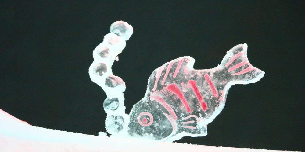 Ledové sochy na Pustevnách [Fotoreport]