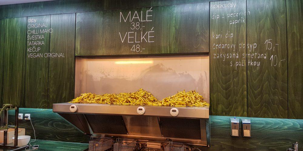 Oblíbené hranolky FÆNCY FRIES najdete na nové adrese
