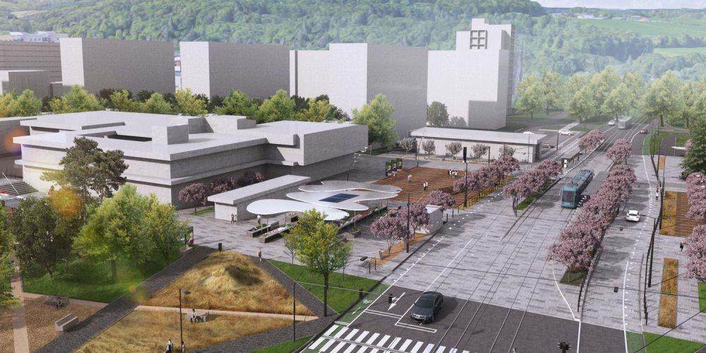 Polovina Ostravanů si přeje výstavbu nové tramvajové tratě v Porubě