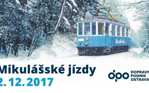 V sobotu se můžete projet historickou tramvají s čertem a Mikulášem