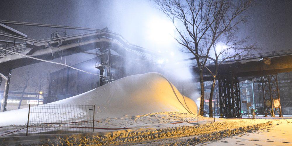 Dolní Vítkovice se promění v běžkařský okruh
