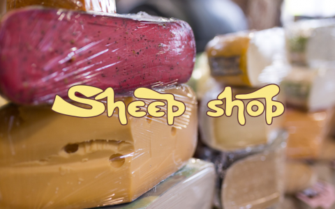 Sheep shop