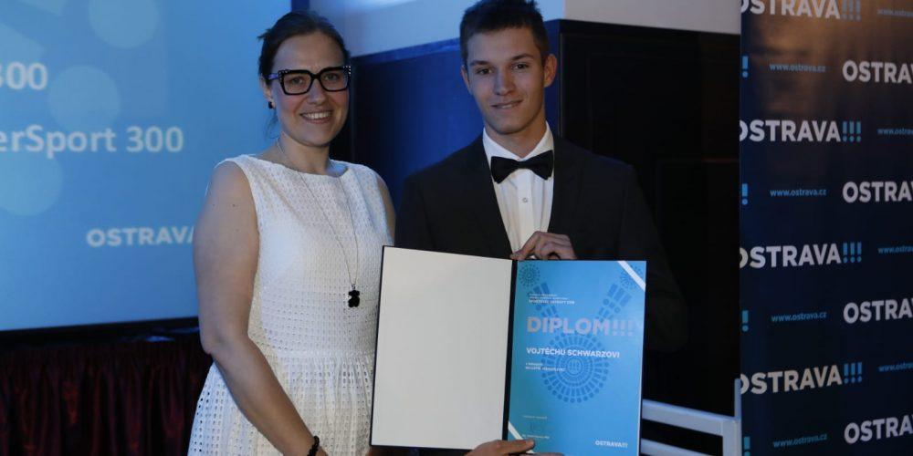Ostrava vyhlásila Sportovce roku 2018