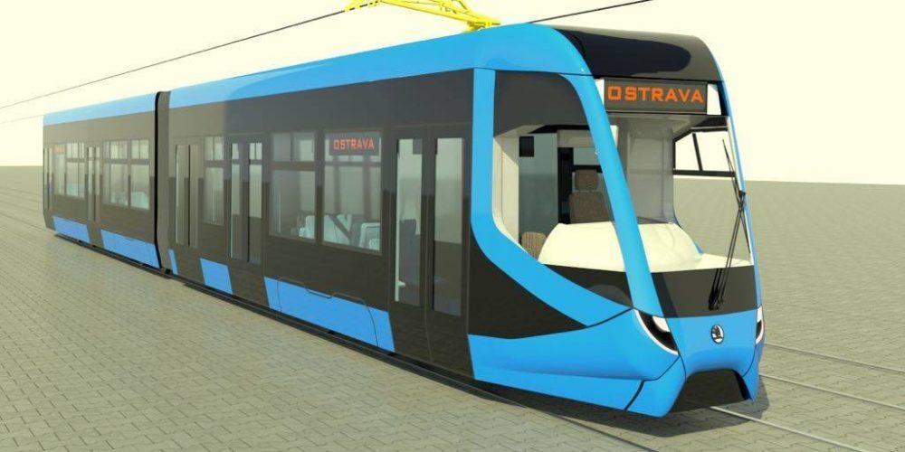Ostrava koupí 40 nových tramvají od Škody Transportation