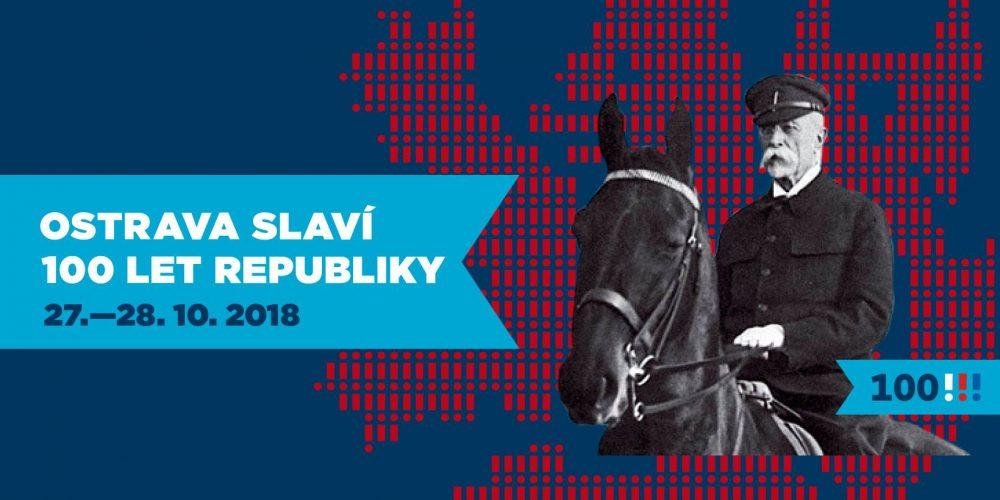 Oslavy 100 let republiky v Ostravě