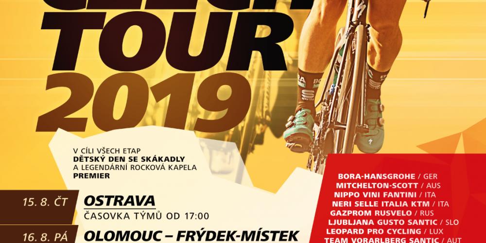 Do Ostravy se po 23 letech vrací světová cyklistika
