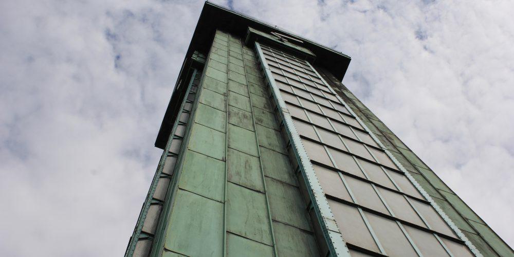 Na vyhlídku Nové radnice Vás dopraví nový výtah
