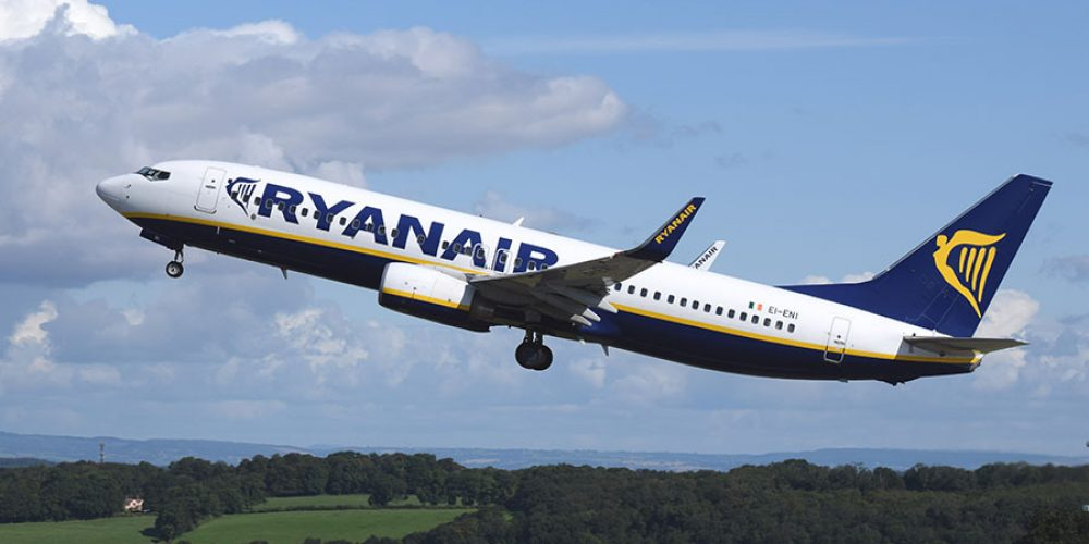 Ryanair spouští novou linku z Ostravy do Milána