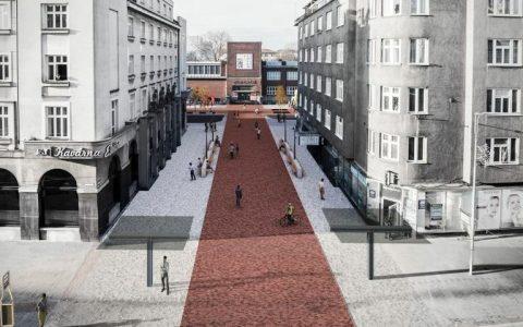 Autory vítězného návrhu na revitalizaci Umělecké ulice jsou studenti architektury brněnského VUT