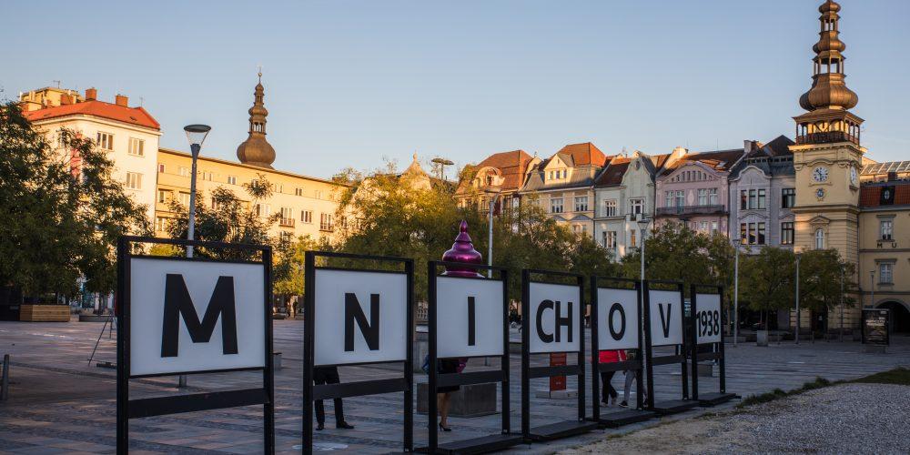 Ostrava si připomíná události roku 1938 deníkem Anny Svobodové