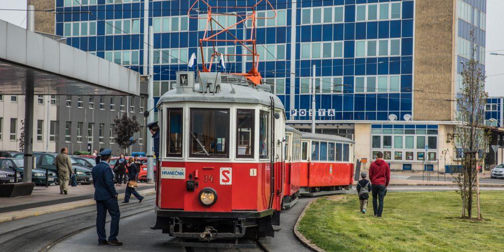 V sobotu se můžete projet u příležitosti Dneželeznice historickými tramvajemi