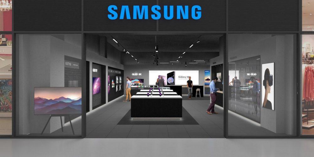Samsung otevírá novou značkovou prodejnu v Ostravě