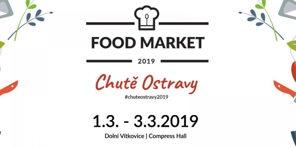 Víkend v Dolních Vítkovicích bude patřit festivalu Food Market – Chutě Ostravy!