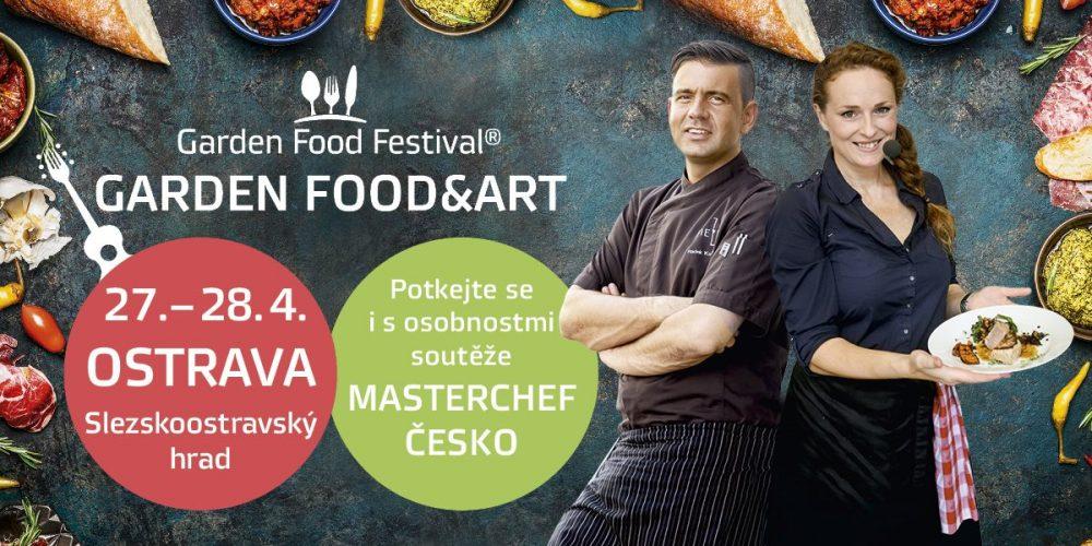 Soutěžicí z MasterChefa se představí na Garden Food Festivalu