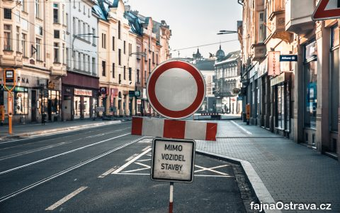Rekonstrukce Nádražní ulice je dokončena, doprava se vrátí již tento víkend