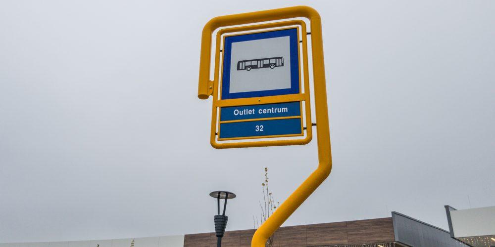 V Ostravě vznikla nová autobusová linka č. 32 do Outlet Areny Moravia