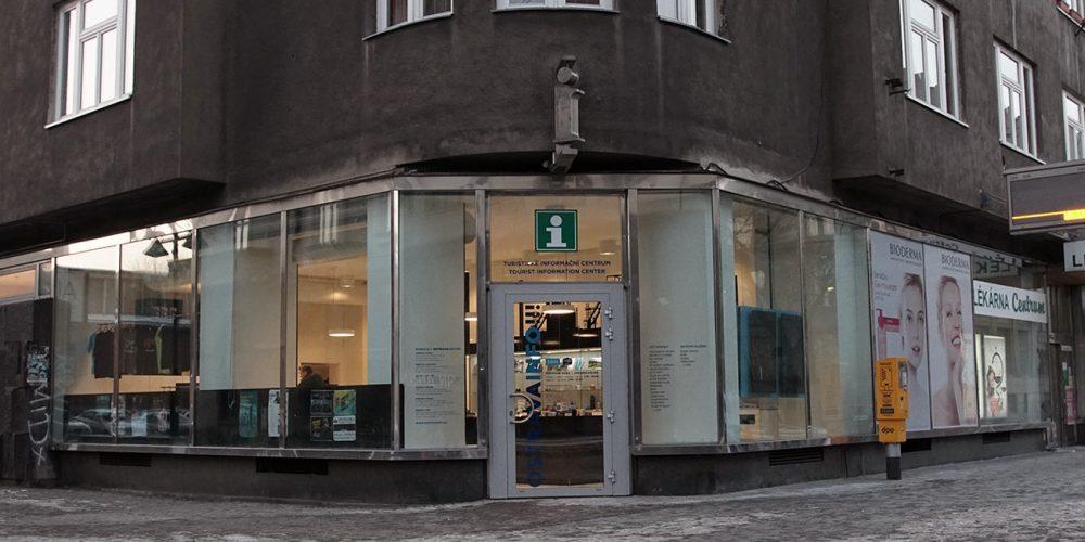 Nově zrekonstruované infocentrum u Elektry opět slouží návštěvníkům města