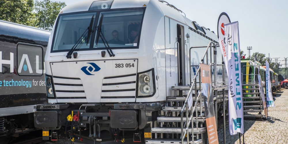 V Ostravě probíhá veletrh Czech Raildays 2019 [fotoreport]