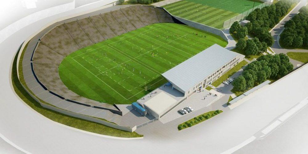 Na Bazalech vznikne fotbalová akademie