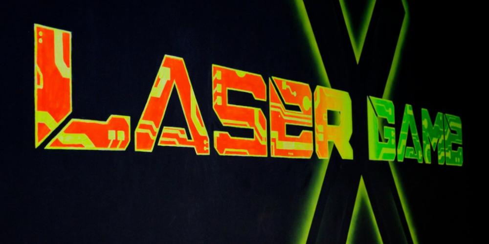 Aktivity Ostrava  #1 – X Laser game