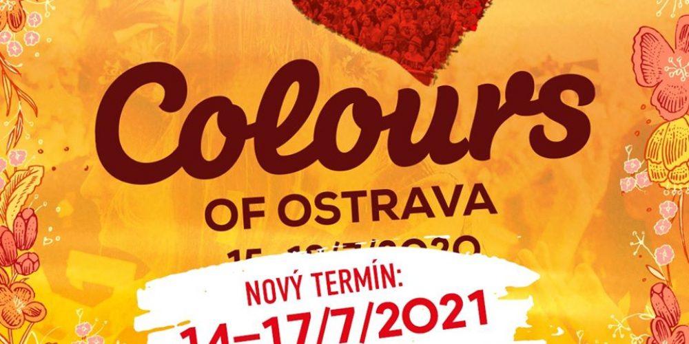Festival Colours of Ostrava se letos neuskuteční