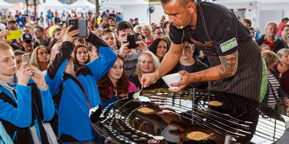 Víkendový Garden Food Festival navštívilo 11 tisíc lidí
