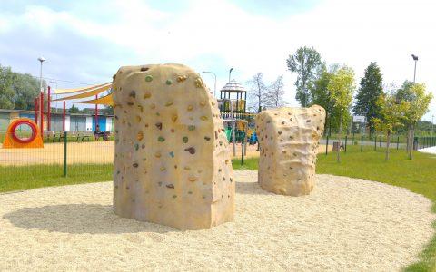In-line areál - dětské hřiště