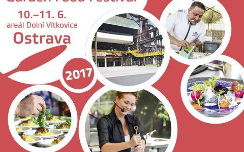 Garden Food Festival v Dolních Vítkovicích