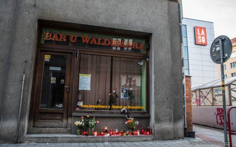Pietní místo Bar u Waldemara