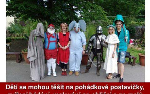 Den dětí v Zoo